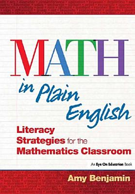 Math In Plain English