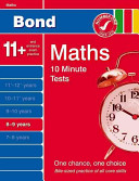 Bond 10 Minute Tests 8 9 Years