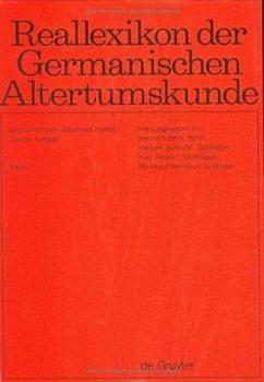 Reallexikon der Germanischen Altertumskunde PDF