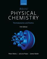 Atkins  Physical Chemistry PDF