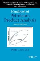Handbook of Petroleum Product Analysis PDF