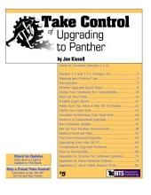 Take Control of Upgrading to Panther