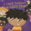 I Can  t Believe You Said That  Book with Audio CD