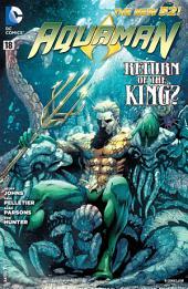 Aquaman (2011- ) #18