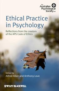 Ethical Practice in Psychology PDF