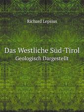 Das Westliche S?d-Tirol