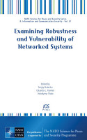 Examining Robustness and Vulnerability of Networked Systems PDF