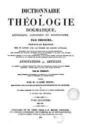 Dictionnaire ... des pèlerinages anciens et modernes, par L. de Sivry, et [J.B.J.] Champagnac, publ. par l'abbé Migne: Volume 35, Part 2