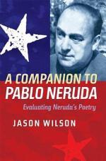 A Companion to Pablo Neruda