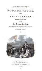 Aardrijkskundig woordenboek der Nederlanden: Deel 2