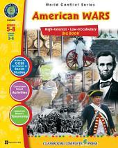 American Wars Big Book Gr. 5-8