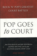 Pop Goes to Court