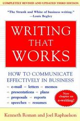 Writing That Works 3rd Edition Book PDF