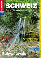 Schwarzwald: Wandermagazin SCHWEIZ 6_2014