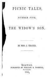 The Widow S Son Book PDF