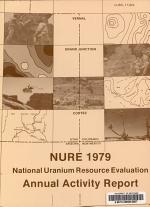 Annual Activity Report - National Uranium Resource Evaluation
