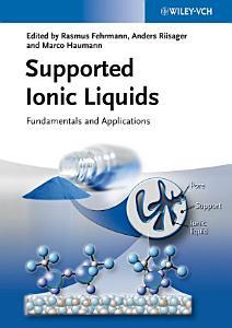 Supported Ionic Liquids