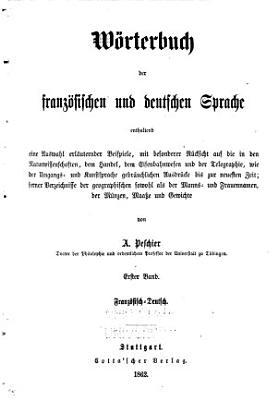 bd  Franz  sisch deutsch PDF