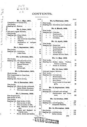 Bulletin of the Salem Public Library PDF