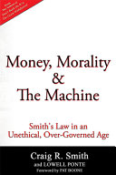 Money  Morality and the Machine PDF