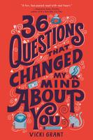 36 Questions That Changed My Mind About You PDF
