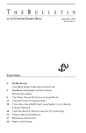 Bulletin of the Center for Children s Books PDF