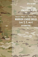 Stp 21-24-Smct Soldier's Manual Common Tasks Warrior Leader Skills Level 2, 3, 4