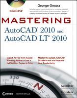 Mastering AutoCAD 2010 and AutoCAD LT 2010 PDF