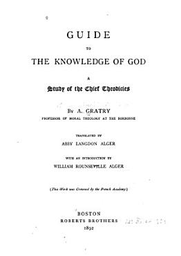 Guide to the Knowledge of God PDF