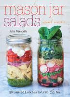 Mason Jar Salads and More PDF