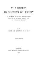 The Unseen Foundations of Society PDF