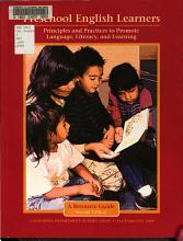 Preschool English Learners PDF