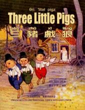 09 - Three Little Pigs (Traditional Chinese Hanyu Pinyin with IPA): 三豬戲狼(繁體漢語拼音加音標)