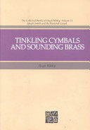 Tinkling Cymbals and Sounding Brass
