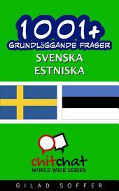 1001+ grundläggande fraser svenska - estniska