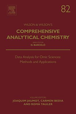 Data Analysis for Omic Sciences: Methods and Applications