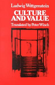 Culture and Value Book