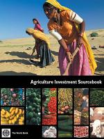 Agriculture Investment Sourcebook PDF