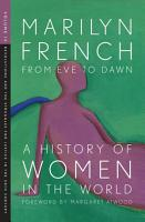 From Eve to Dawn  A History of Women in the World Volume IV PDF