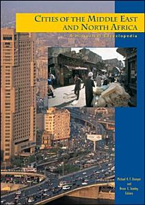 Cities of the Middle East and North Africa Book