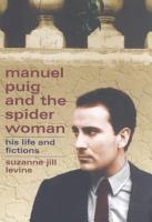Manuel Puig and the Spider Woman PDF