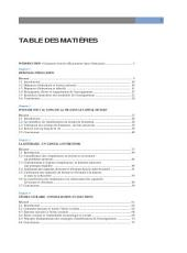 Analyse des politiques d'éducation 1997