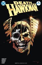 Death of Hawkman (2016-) #6