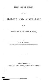 New Hampshire Geological Survey Report, 1869-1872