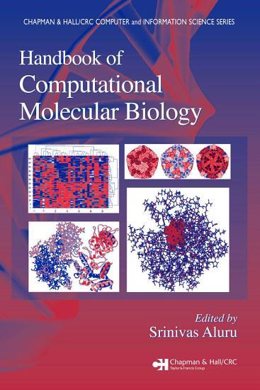 Handbook of Computational Molecular Biology PDF