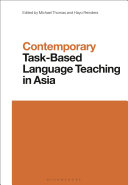 Contemporary Task-Based Language Teaching in Asia