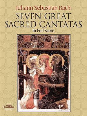 Seven great sacred cantatas PDF