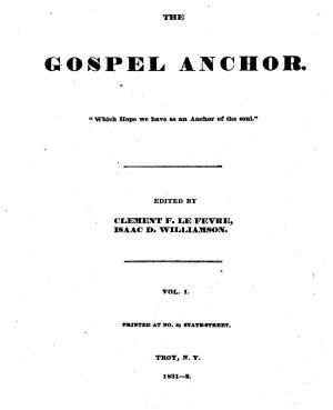 The Gospel Anchor