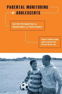 Parental Monitoring of Adolescents PDF
