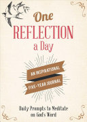 One Reflection a Day  An Inspirational Five Year Journal